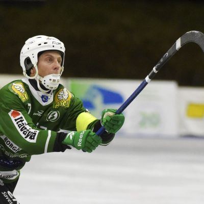Sami Laakkonen, Botnia-Akilles, november 2015.