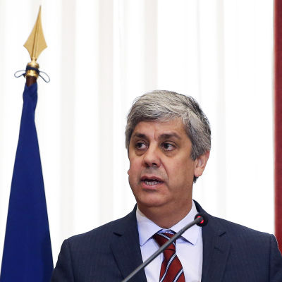 Mário Centeno.