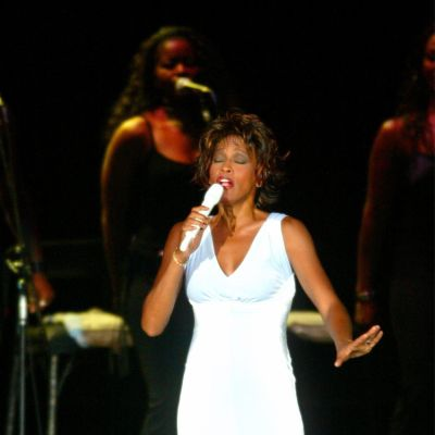 Whitney Houston i Thailand 2004