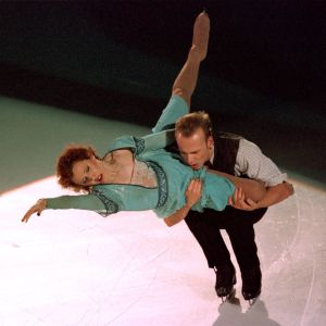Susanna Rahkamo och Petri Kokko, 1998.