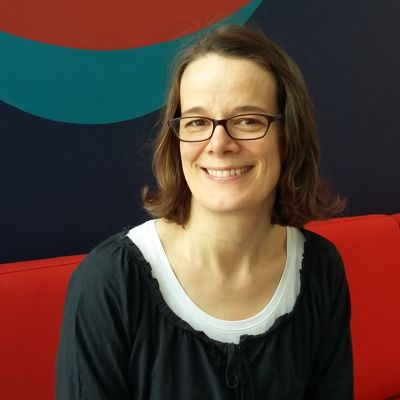 Katarina von Numers-Ekman är läsambassadör.