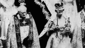 Kuningatar Elisabet II:n kruunajaiset (1953).