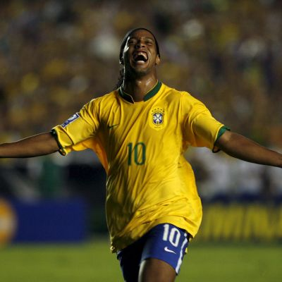 Ronaldinho vuonna 2007.