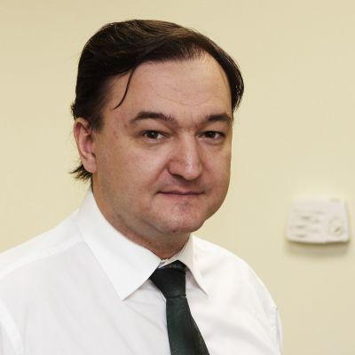 Sergei Magnitski joulukuussa 2006.