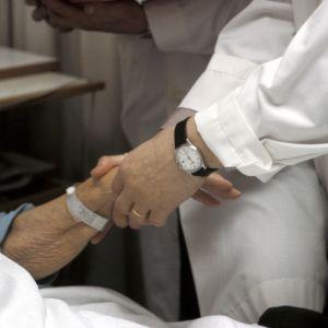 Läkare och patient