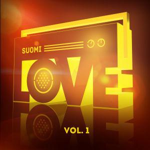 SuomiLOVE vol.1 -albumin kansi