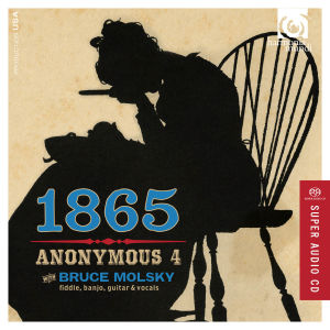 Anonymous 4:n levyn kansikuva.