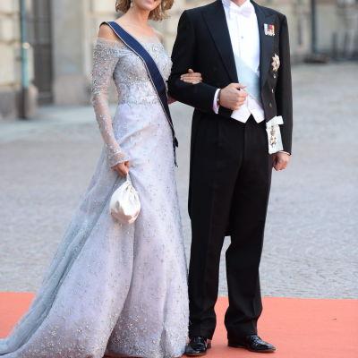 Prins Nikolaos och  prinsessan Tatjana (Grekland)