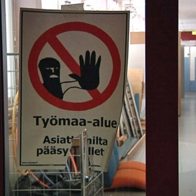 Launeen koulu i Lahtis