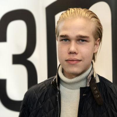 Oskar Virkki.