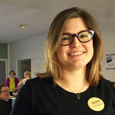 Jennika Friman är direktör för kultur- och medborgarverksamhet i Hangö.