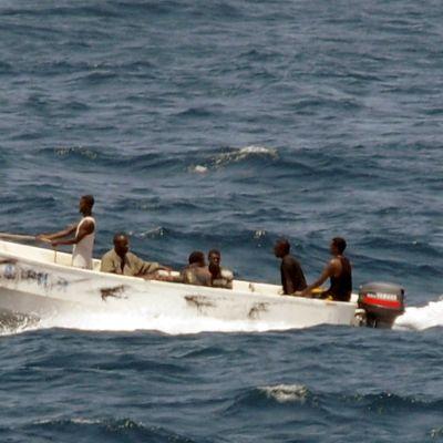 Afrikanska pirater (arkivbild från 2008)
