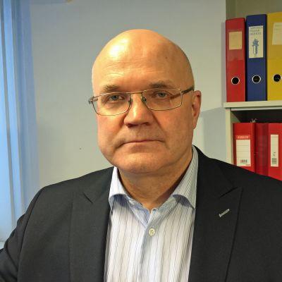Rikoskomisario Jari Räty