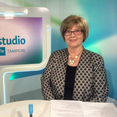 Kansanedustaja Lea Mäkipää, PS