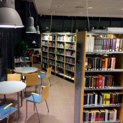 Sampolan kirjasto