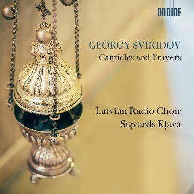 Sviridov / Latvian radiokuoro