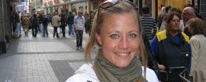 Jessica Lagerblom, Yle Sportens fotbollsexpert