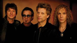 Bon Jovi nelimiehisenä