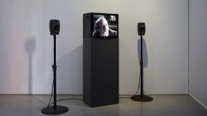 Videoinstallationen My Silence 2013