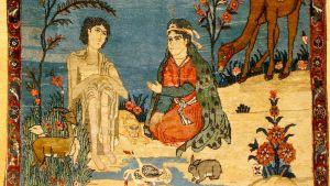 Leila och Majnun