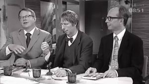 Alivaltiosihteeri aamu-tv:n vieraina.