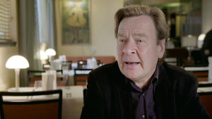 Säveltäjä Magnus Lindberg haastattelussa Elitessa.