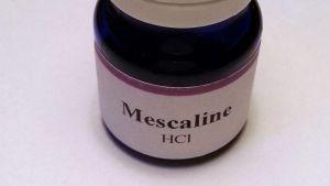 Synteettistä meskaliinia.