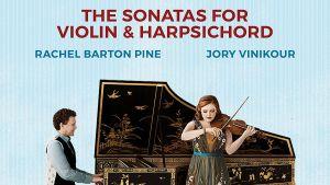 Barton Pine & Vinokour / Bach