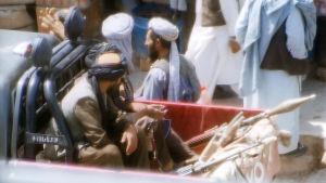 Talibaner i Herat, Afganistan