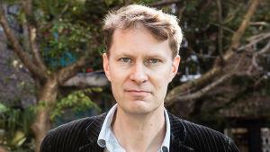 Den brittiske journalisten Luke Harding