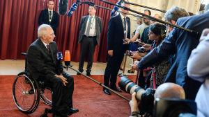 Tysklands finansminister Wolfgang Schäuble