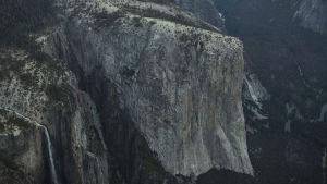Berget El Capitan.