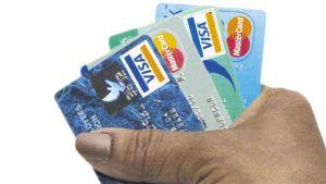 Visa- och MasterCard-kort