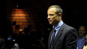 Pistorius i rätten.