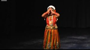 indisk dansare