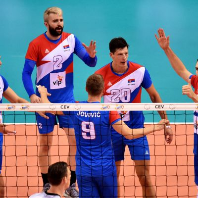 Serbia lentopallo volley