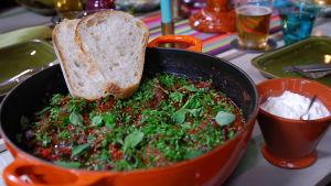 Pauls chili con carne