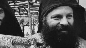 Munken Anastasios på Athos