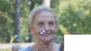 Elli Eklund försvann i Taklax 7.6.2014