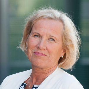 verksamhetsledare Lisbeth Hemgård
