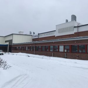 Yrkeshögskolan Centria i Karleby