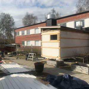 Mariahemmet i Jakobstad renoveras