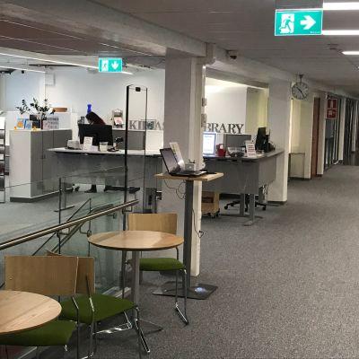 Öppna lösningar vid yrkeshögskolan Centria i Karleby