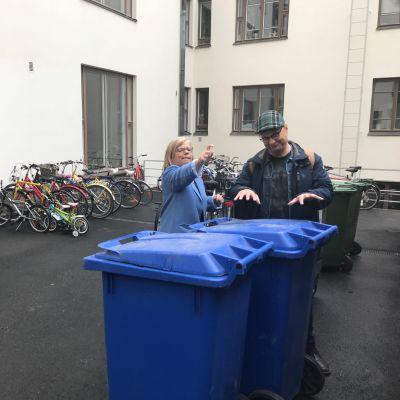 Lotta Kuusisto ja Iiro Rantala