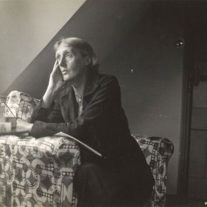 Virginia Woolf i Monk's House