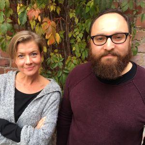 Jeanette Björkqvist och Simo Levanto