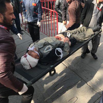 Attack i Kabul