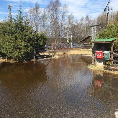 Kemijoki tulva
