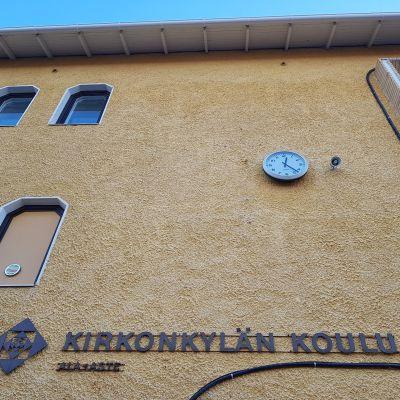 Ranuan kirkonkylän koulu