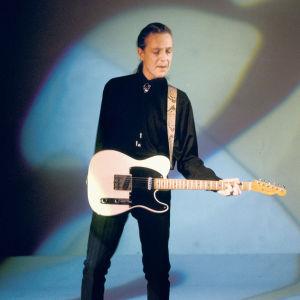 Pave Maijanen edusti Suomea vuoden 1992 Euroviisuissa